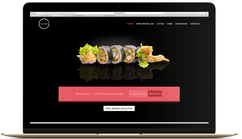 Mr. sushi marketing